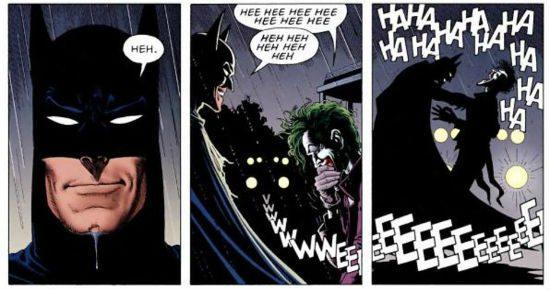Same bat-time, same bat-channel.