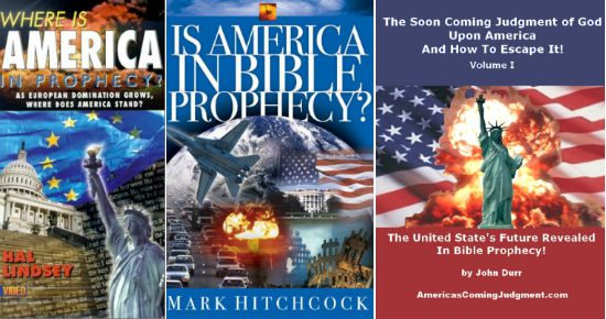"""You won't go broke writing books about American in """"Bible prophecy."""""""
