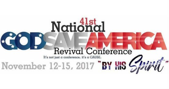 """The theme of this year's revival meeting is """"Vote for the Child-Molester."""""""