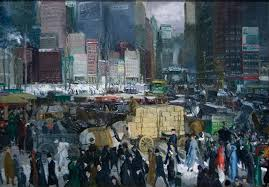 New York (1911) by George Bellows