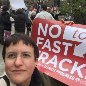 At TPP Rally - smaller