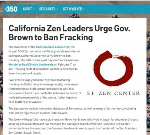 Fracking Isnt Zen