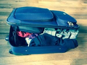 Suitcase Unpacked