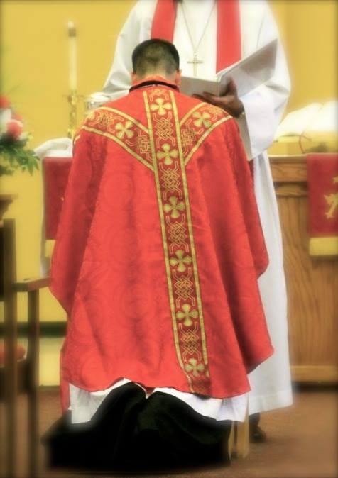 lutheran ordination