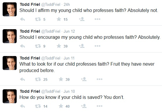Friel Tweets