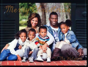 Benjamin-Watson-family