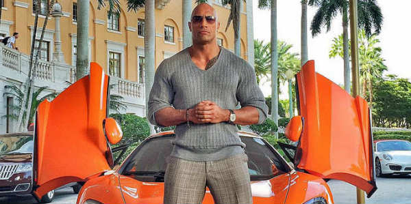 Dwayne-Johnson-The-Rock-Ballers-HBO