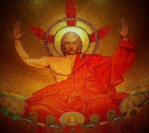 Christ-in-Majesty