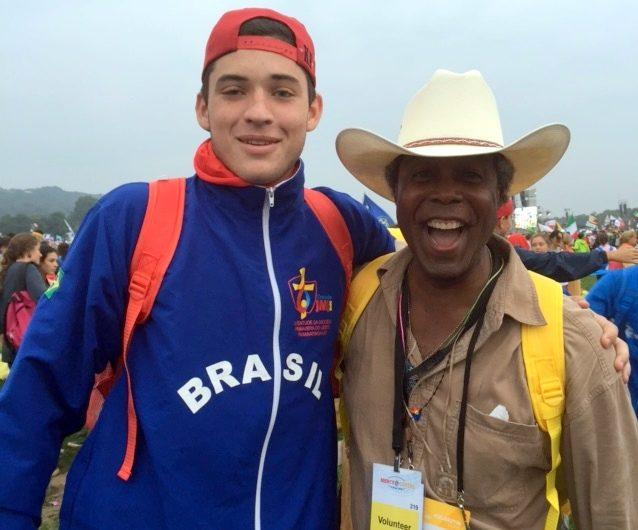 Brasil meets walker texas ranger
