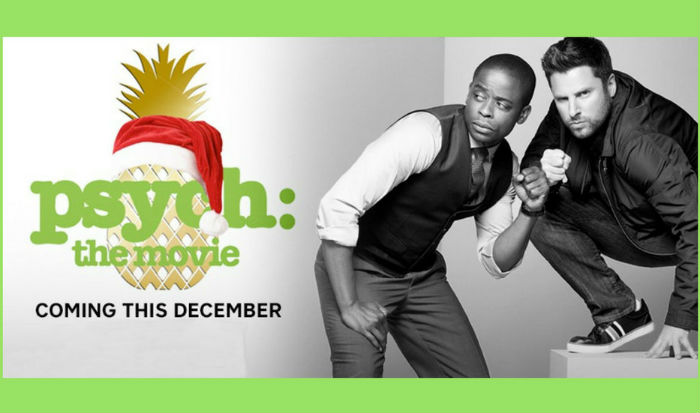Psych Christmas Episodes.Is The Psych Christmas Movie The Pineapple Reboot You Ve