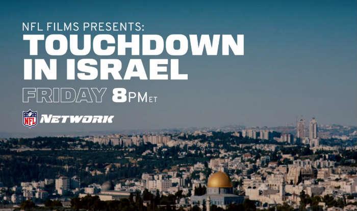 Touchdown-Israel-NFL