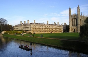 Clare College and King's Chapel, Christian Richardt