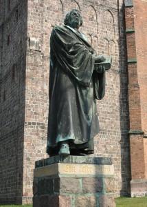 Martin Luther Statue, Prenzlau, Doris Antony, Wikimedia Commons