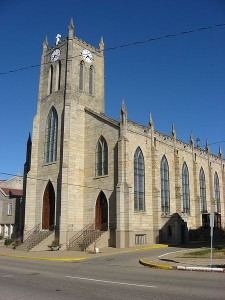 St. Thomas Aquinas Church, Zanesville Ohio, User:Nyttend, Wikimedia Commons Open Domain