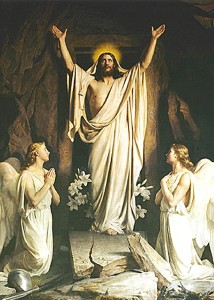 Carl Heinrich Bloch, The Resurrection