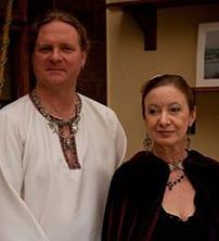 Gavin Bone & Janet Farrar