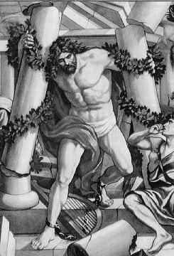 Samson kills the Push Press.