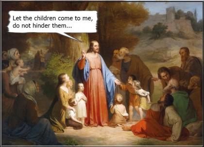 Jesus with Children1