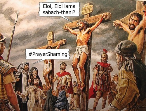 prayer shaming