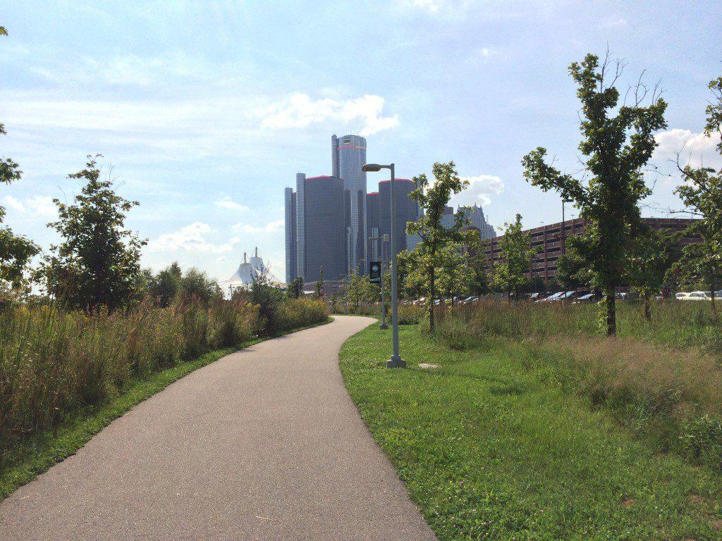 rencen - riverwalk