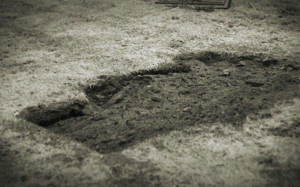 http://www.publicdomainpictures.net/view-image.php?image=101954&picture=fresh-grave; public domain