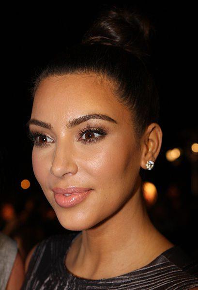 https://commons.wikimedia.org/wiki/File%3AKim_Kardashian_2%2C_2012.jpg; Eva Rinaldi [CC BY-SA 2.0 (http://creativecommons.org/licenses/by-sa/2.0)], via Wikimedia Commons