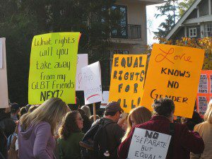 Allies can speak up too. (Credit: Regina Buenaobra, CC-NoDeriv license.)