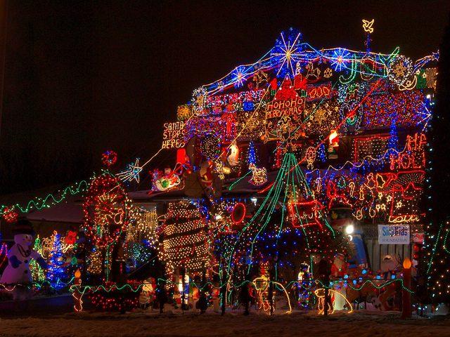 Christmas Spirit. (Credit: Michael Gil, Flickr, CC license.)