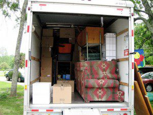 Moving day! (Credit: CJ Sorg, CC license.)