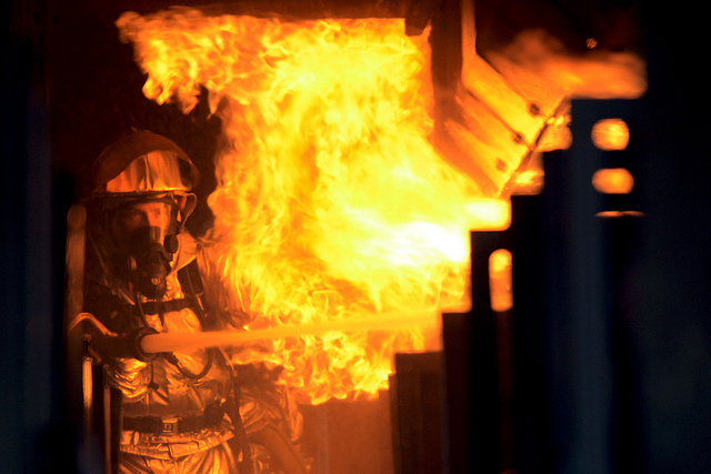Live fire training in South Carolina. (Credit: The National Guard, CC license.)