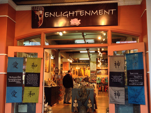 Enlightenment on Sale Here!