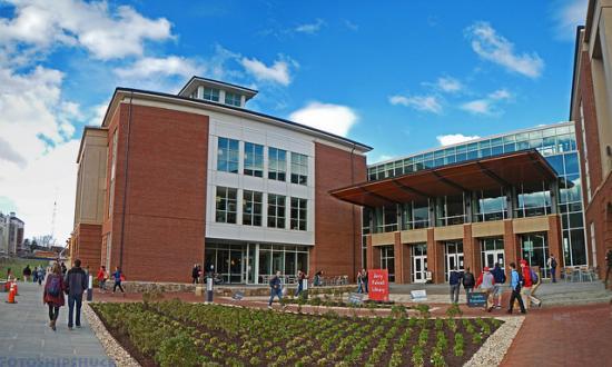 Jerry Falwell Library, Liberty University