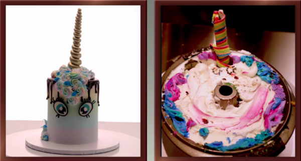 nailed it unicorn cake