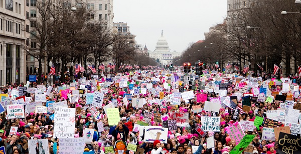 women's rights march 2017