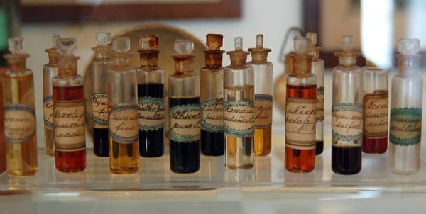antique essential oils