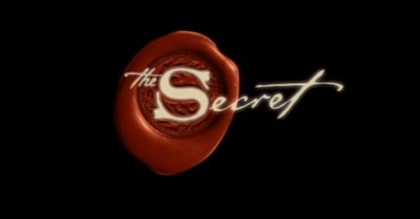 title splash of The Secret