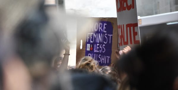 excluding women from womanhood doesn't seem real feminist, j.k. rowling