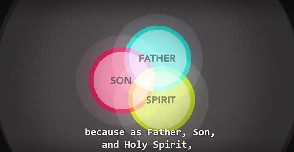american gospel's concept of the trinity