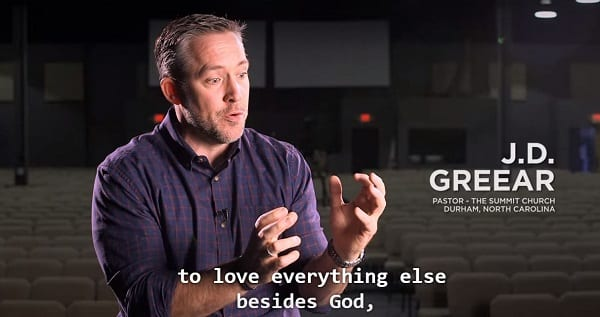 american gospel j.d. greear