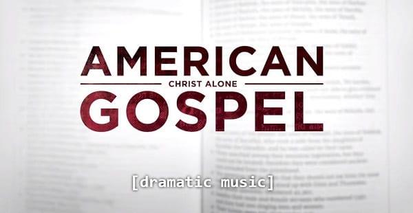 american gospel title screen dramatic music