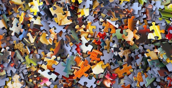 the puzzle of research