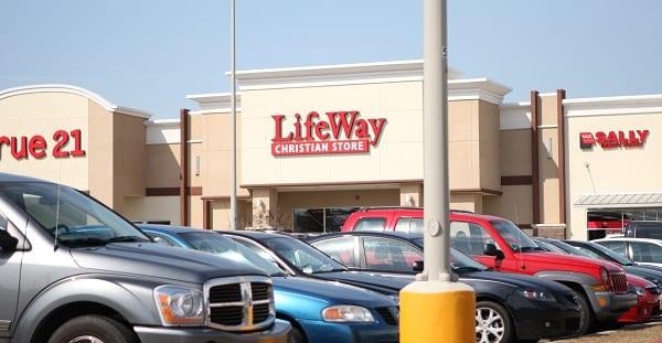 a lifeway storefront