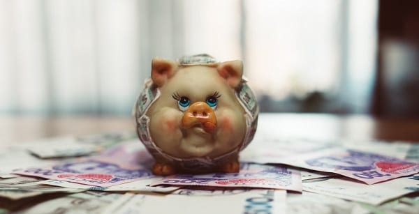 piggy bank of the afterlife
