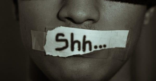 shh I said shh