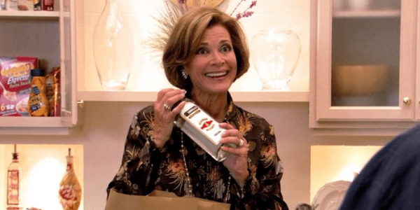 lucille bluth with her bestie