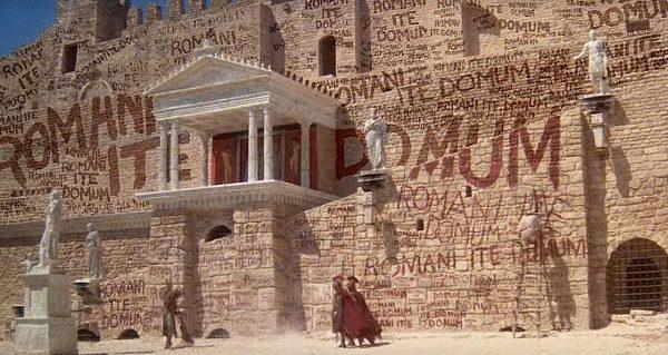 Romani ite domum!