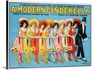a modern cinderella!