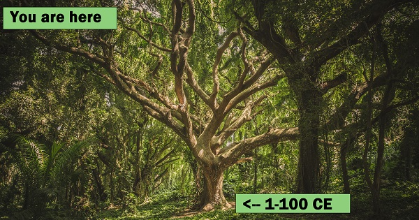 a very very tangled tree