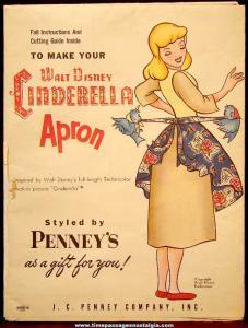 dress just like cinderella!