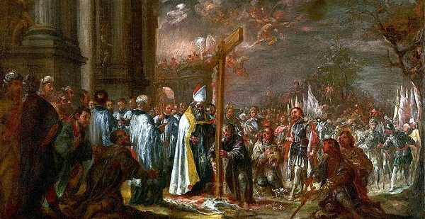 new catholic movements compared to old - nothing changes